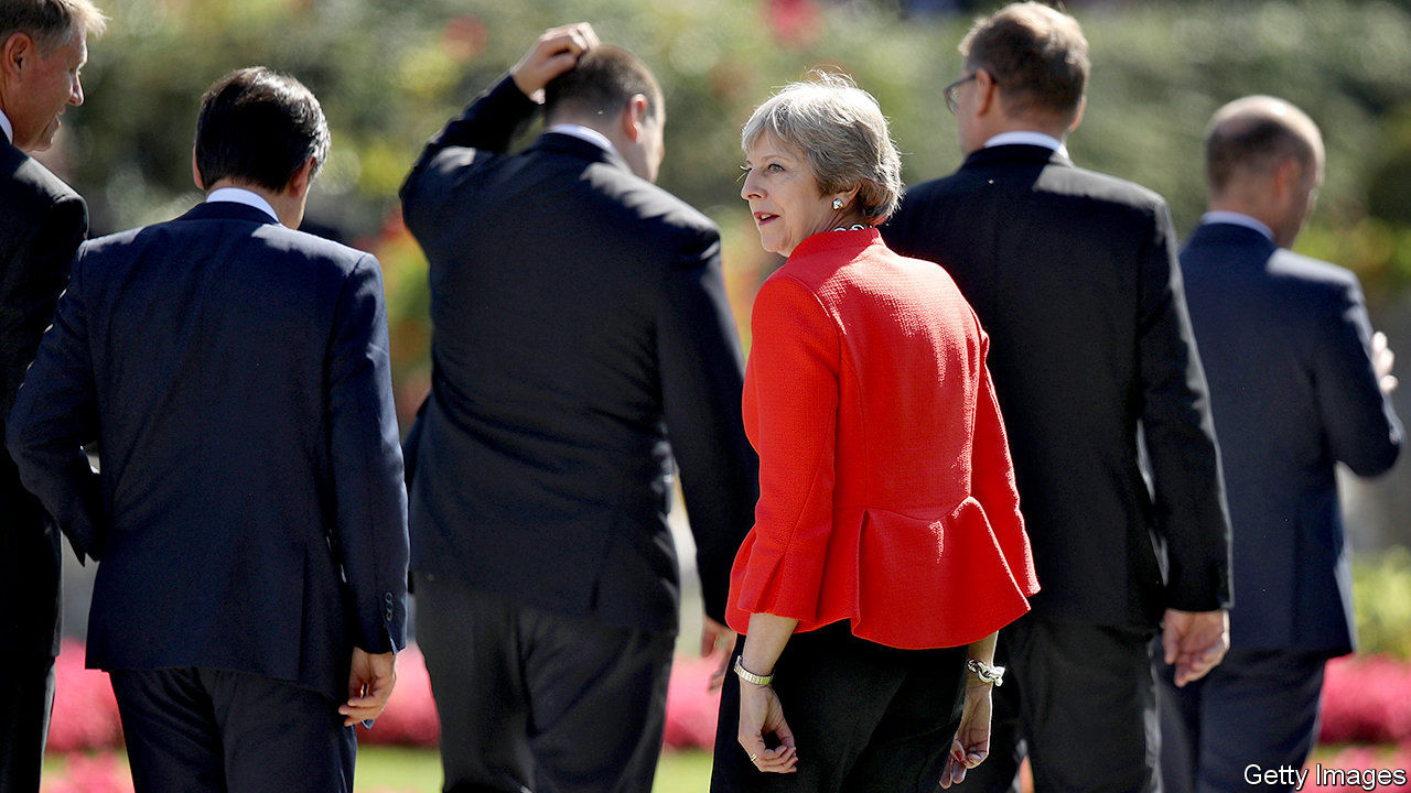 EU leaders are united on Brexit but divided on migration