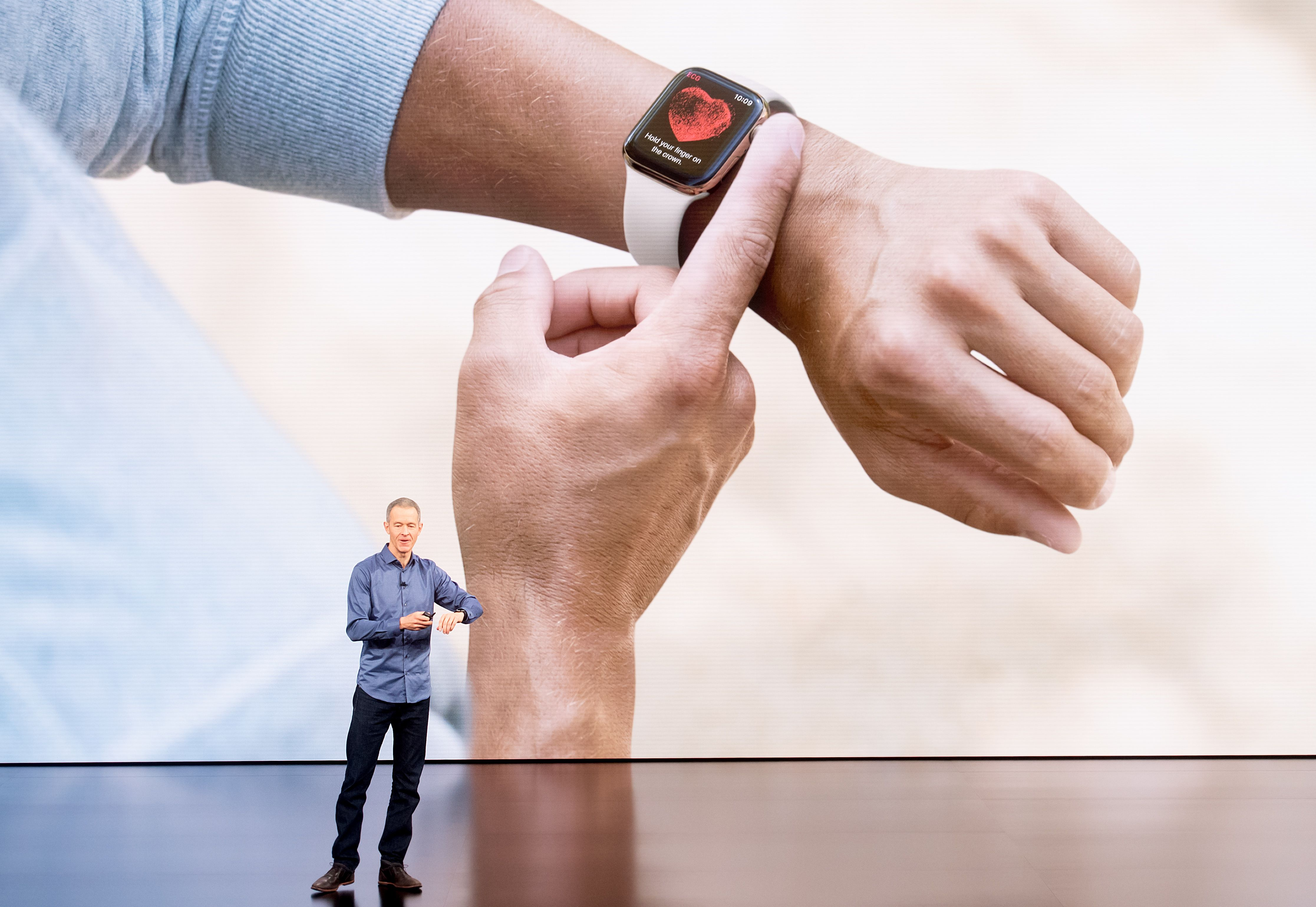 The New Apple Watch Heart Monitoring Only Works in the U.S.