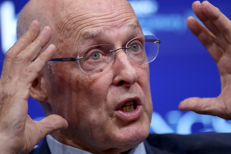 Ex-Treasury Secretary Henry Paulson Says Trump's China Trade War Could Mean Long-Term Pain