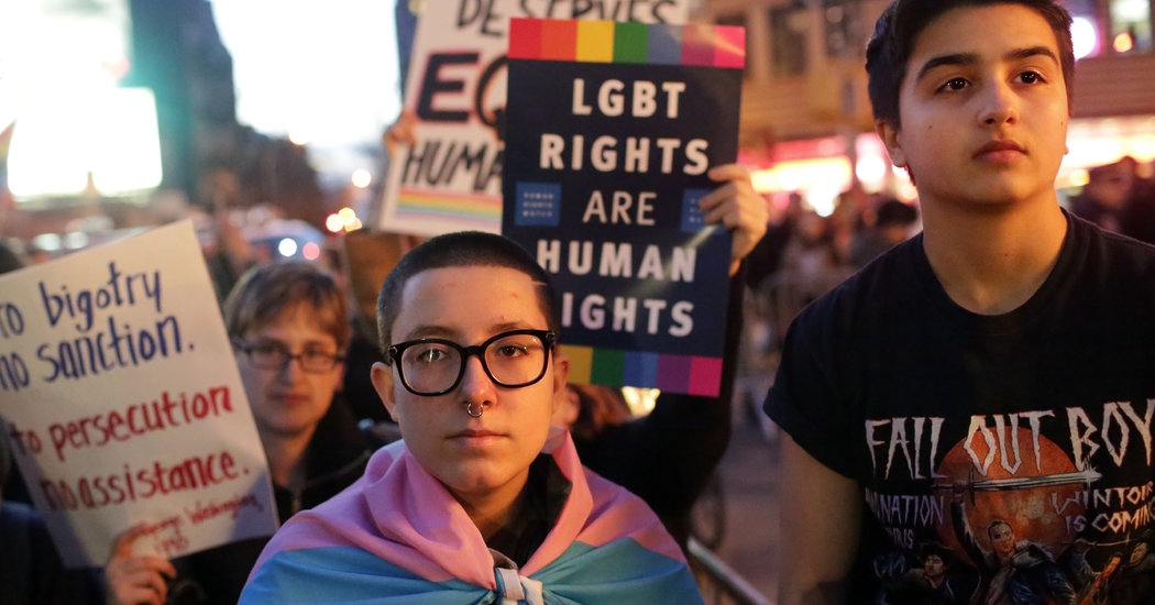 Trump Administration Eyes Defining Transgender Out of Existence