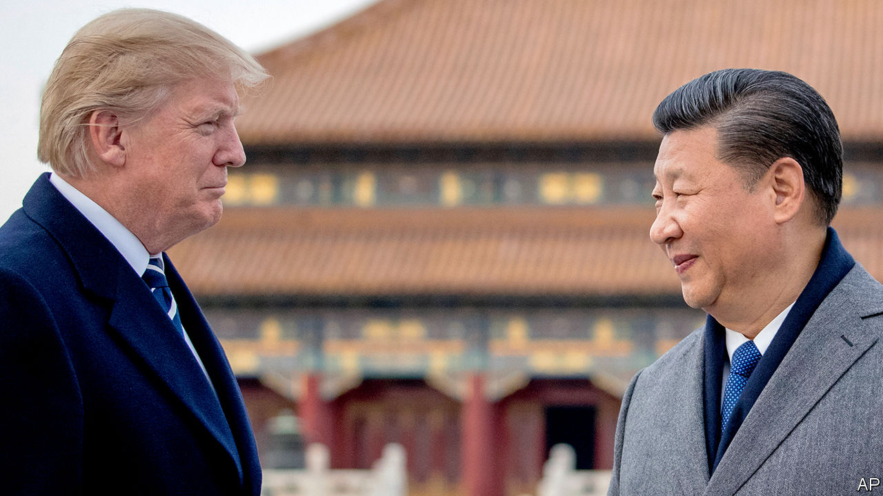 America's new attitude towards China is changing the countries' relationship