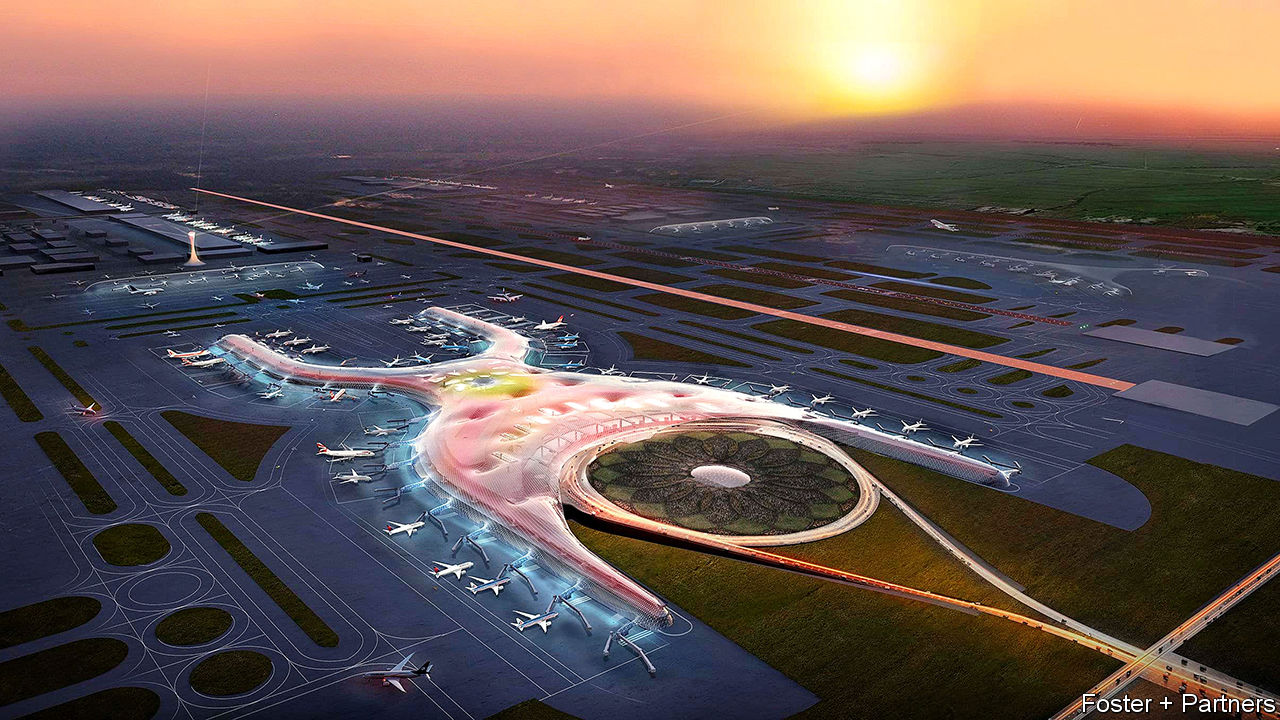 Mexico's president-elect puts the capital's new airport to a vote