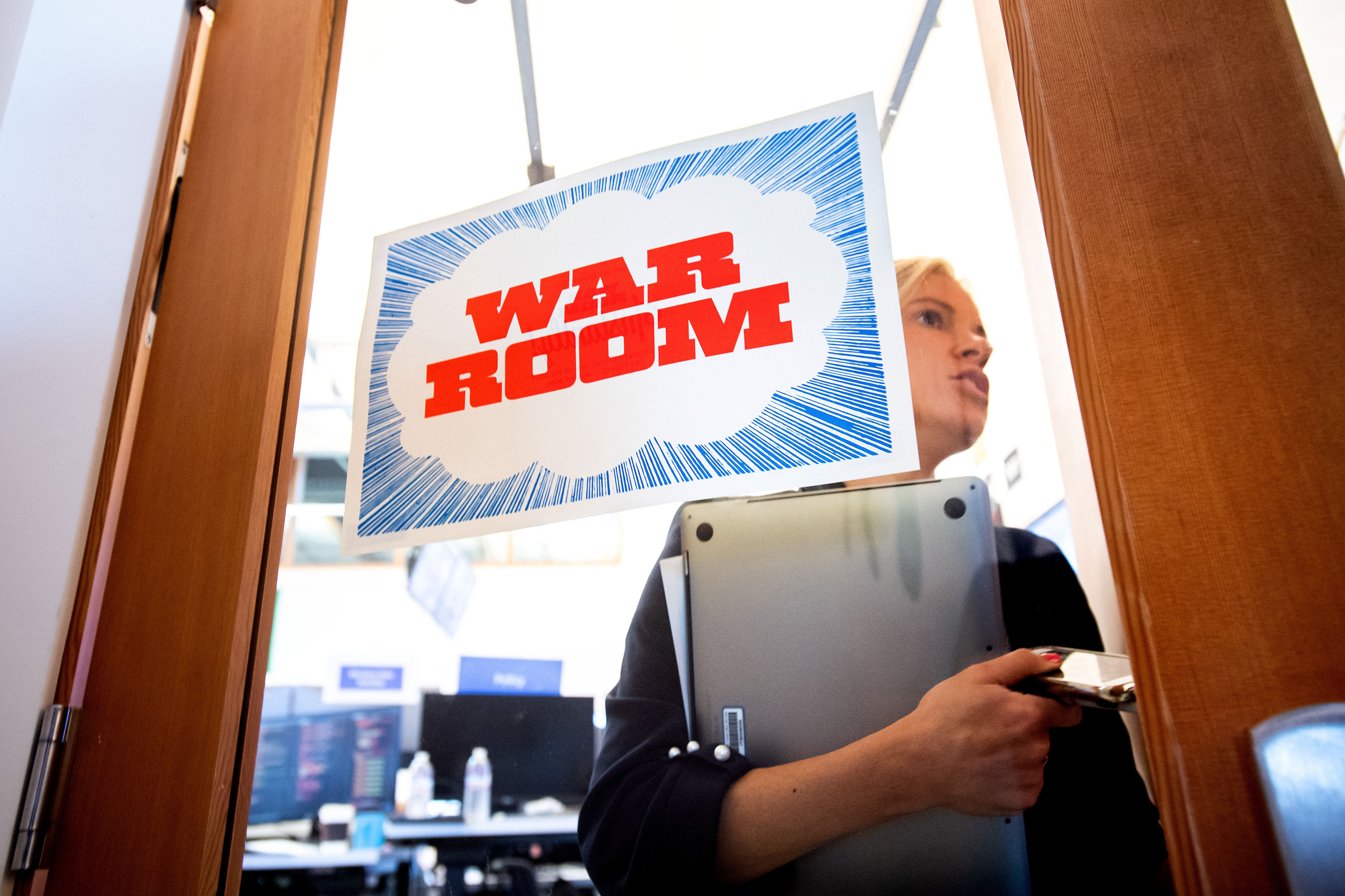 Cyber Saturday—Reader Reactions to Facebook's 'War Room'