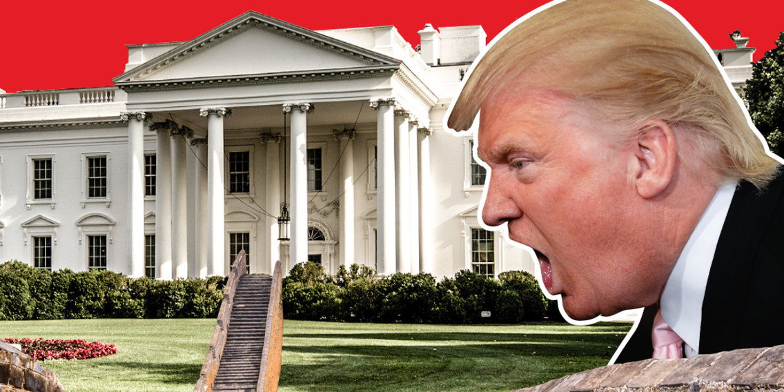 Trump's tax law sent stocks soaring — but now his trade war is hurting the market's biggest driver and threatening to erase all his progress