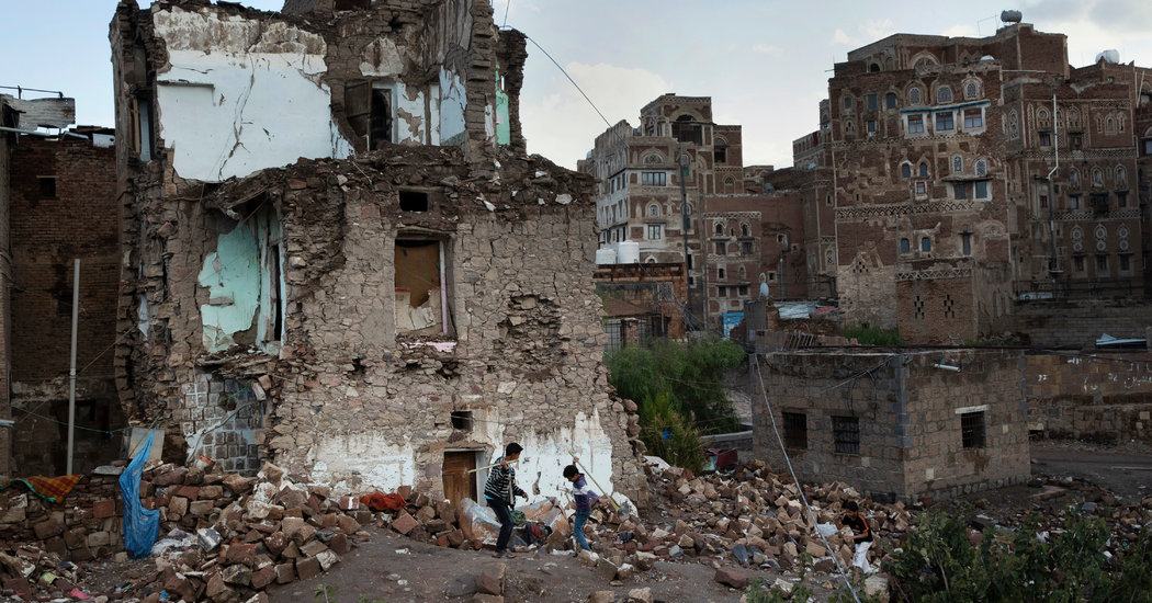 U.S. and Britain Seek Yemen Cease-Fire as Relations With Saudis Cool