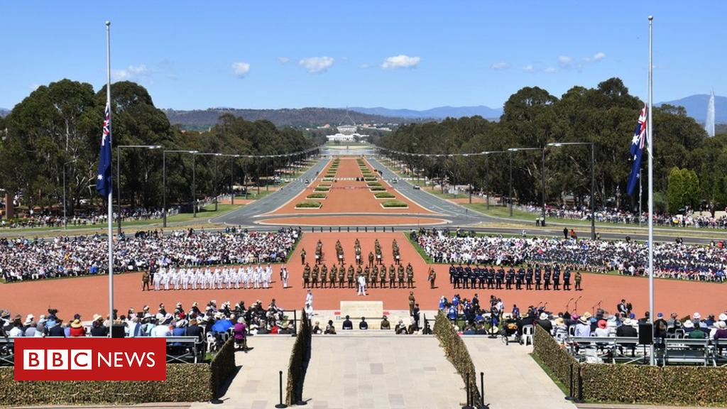Armistice Day events held around the world