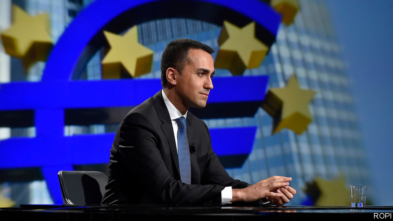 An Italian budget showdown underlines the need for euro-zone reform