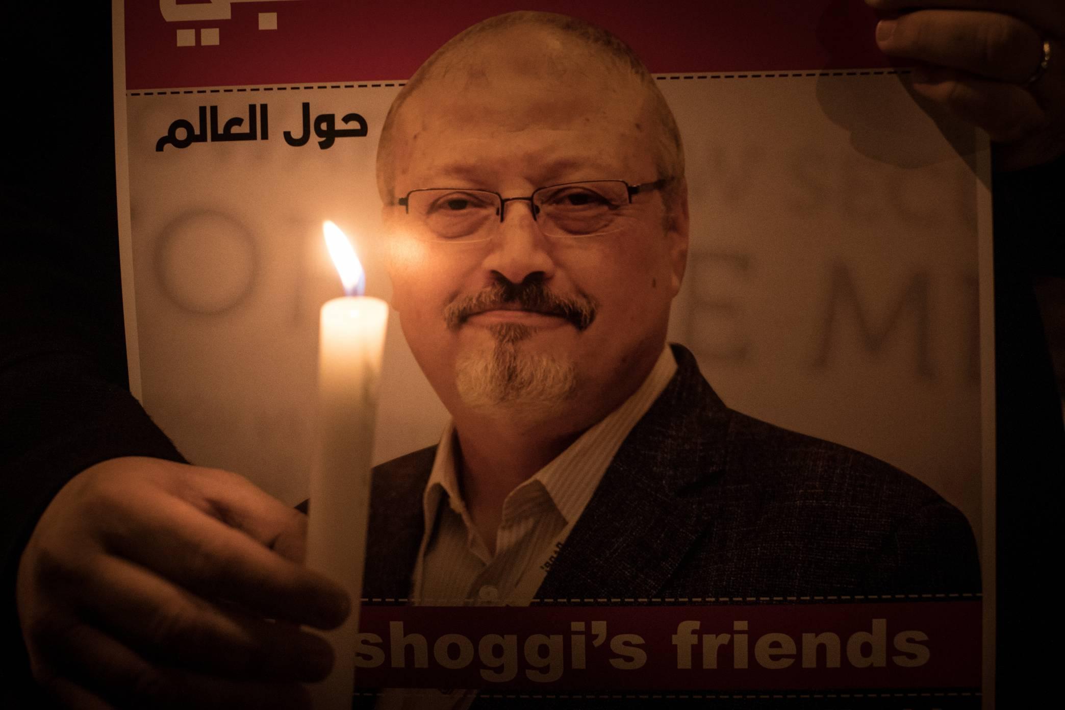 U.S. Announces Sanctions Against Saudis, Alleging Involvement in Khashoggi Murder