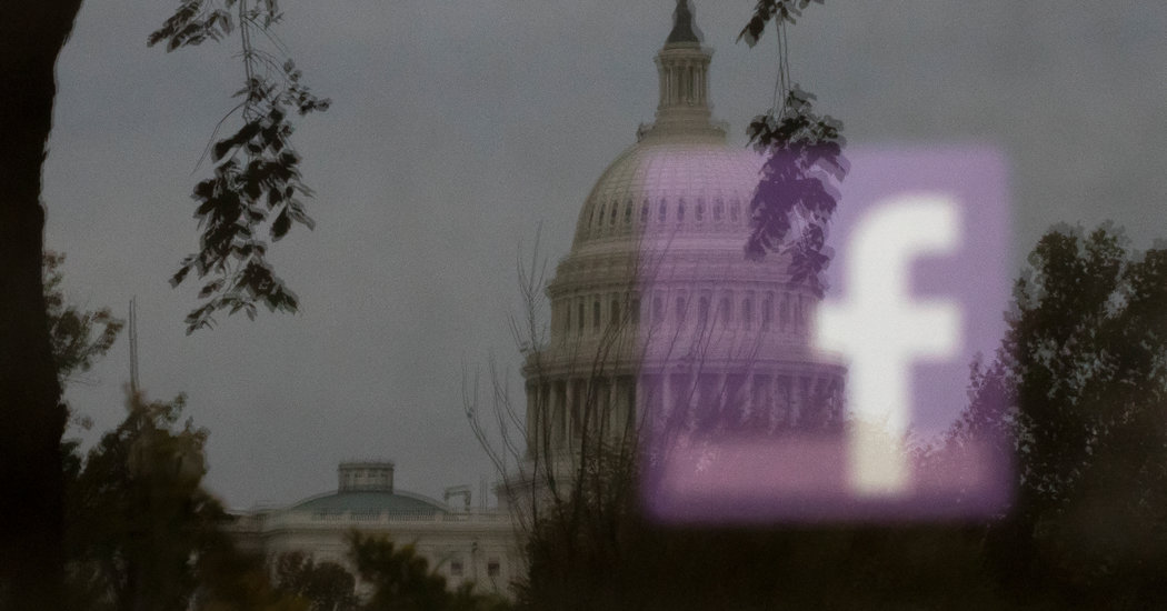 Delay, Deny and Deflect: How Facebook's Leaders Fought Through Crisis
