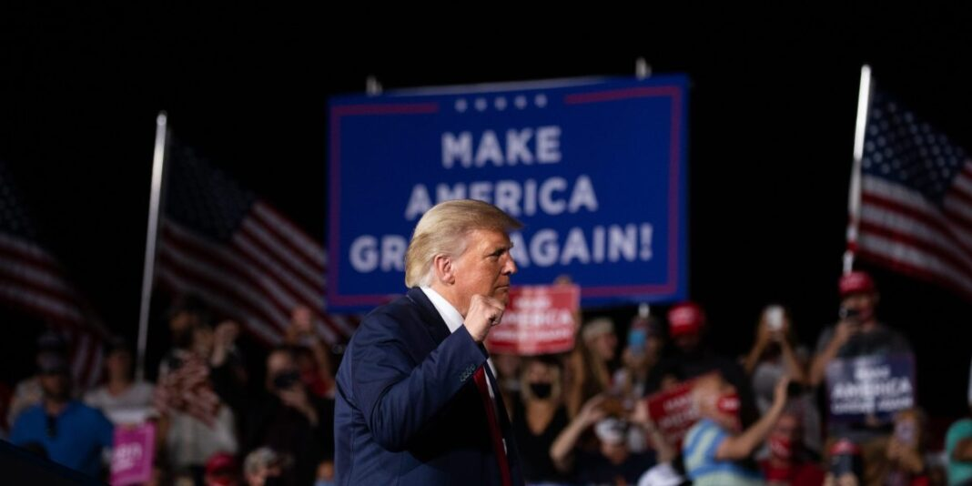 President Trump threatens to cancel anti-racist training