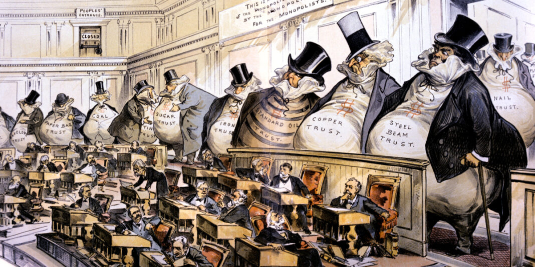 FTC commissioner: Is antitrust the next stakeholder capitalism battleground?