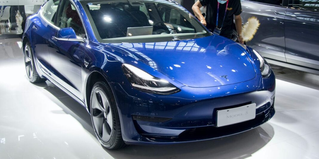 Tesla to use cobalt-free batteries in Model 3 production in China – Business Insider